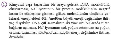 9. Sınıf Kimya Beceri Temelli Etkinlik Kitabı Sayfa 129 Cevabı