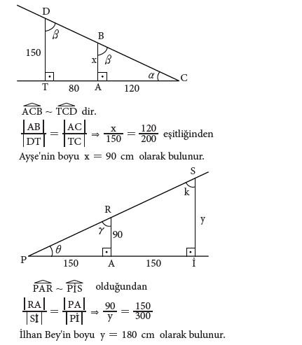 9. Sınıf Matematik Beceri Temelli Etkinlik Kitabı Cevapları Sayfa 176 Cevabı