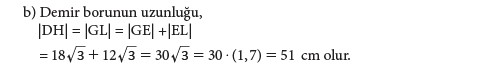 9. Sınıf Matematik Beceri Temelli Etkinlik Kitabı Cevapları Sayfa 186 Cevabı