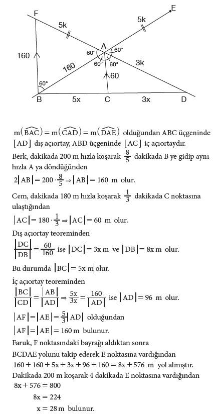 9. Sınıf Matematik Beceri Temelli Etkinlik Kitabı Cevapları Sayfa 187 Cevabı