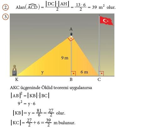 9. Sınıf Matematik Beceri Temelli Etkinlik Kitabı Cevapları Sayfa 237 Cevabı