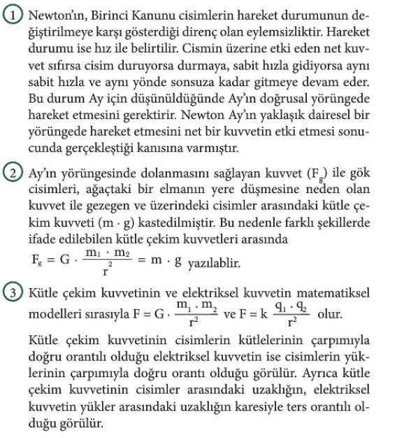 12. Sınıf Fizik Beceri Temelli Etkinlik Kitabı Sayfa 59 Cevabı