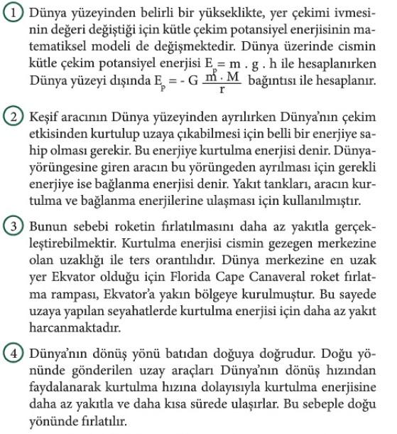 12. Sınıf Fizik Beceri Temelli Etkinlik Kitabı Sayfa 68 Cevabı