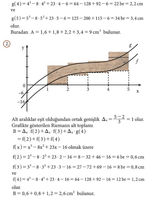 12. Sınıf Matematik Beceri Temelli Etkinlik Kitabı Sayfa 109 Cevabı