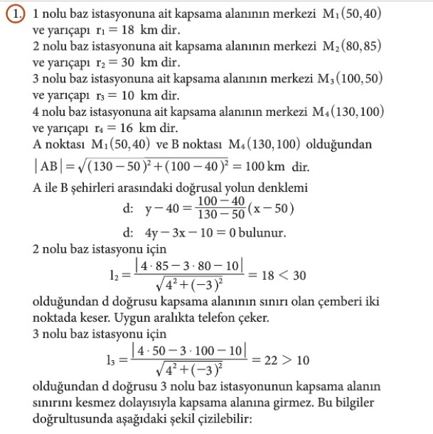 12. Sınıf Matematik Beceri Temelli Etkinlik Kitabı Sayfa 127 Cevabı