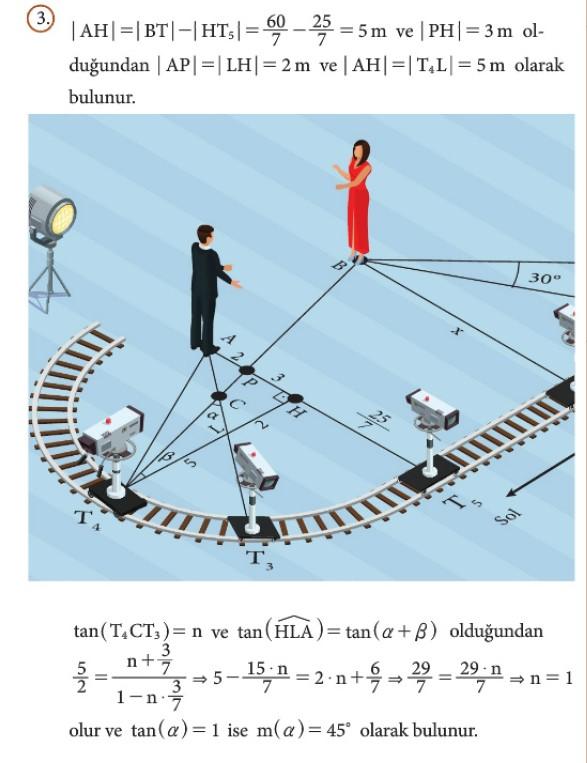 12. Sınıf Matematik Beceri Temelli Etkinlik Kitabı Sayfa 41 Cevabı