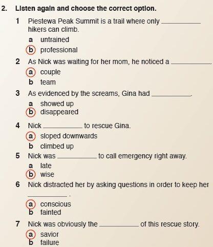 12. Sınıf İngilizce Beceri Temelli Etkinlik Kitabı Sayfa 39 Cevabı
