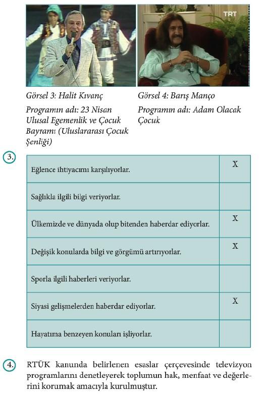 12. Sınıf İnkılap Tarihi Beceri Temelli Etkinlik Kitabı Sayfa 128 Cevabı