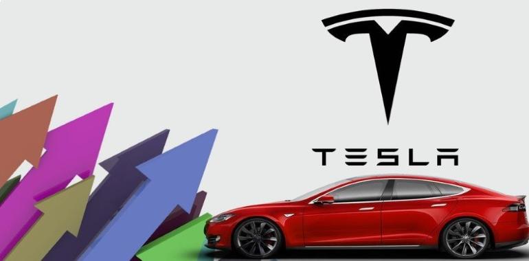 Tesla Kendini Aştı Rekor Kırdı!